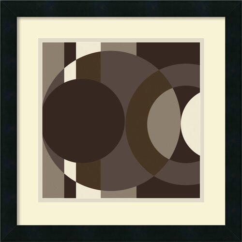 Amanti Art 'Como' by Denise Duplock Framed Graphic Art
