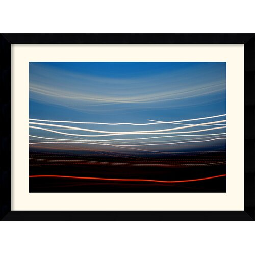 Amanti Art 'Sculpture Pad 360' by Andy Magee Framed Graphic Art