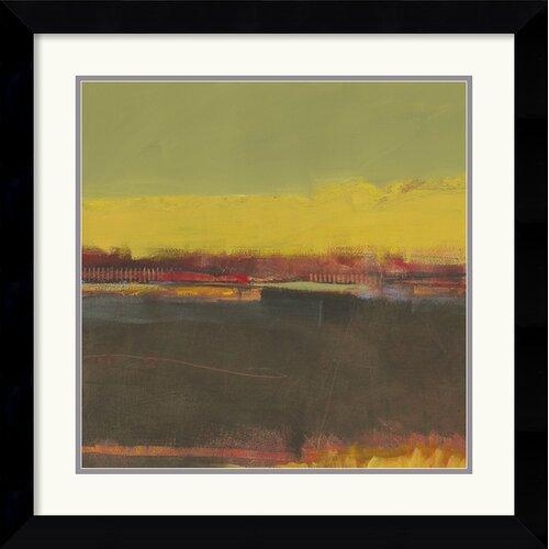 Amanti Art 'Domain II' by Craig Alan Framed Painting Print