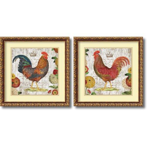 Rustic Rooster Wall Decor : Rustic rooster wall decor wayfair