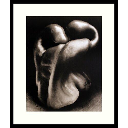 Amanti Art 'Pepper No. 30' by Edward Weston Framed Print