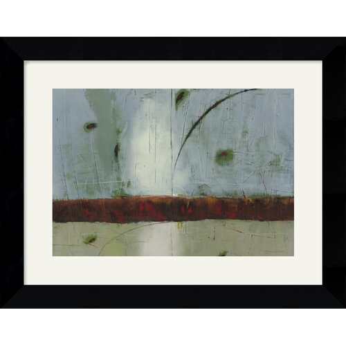Amanti Art 'Verge' by Zach Amir Framed Painting Print