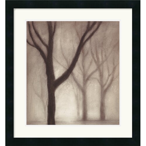 'Forest I' by Gretchen Hess Framed Painting Print