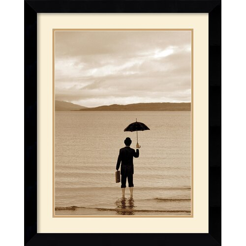 'Holiday's End' by Alan Klug Framed Photographic Print