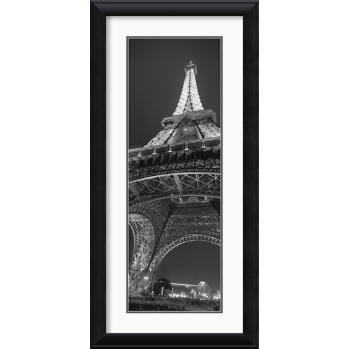 Amanti Art 'La Tour Eiffel' by Jim Alinder Framed Photographic Print