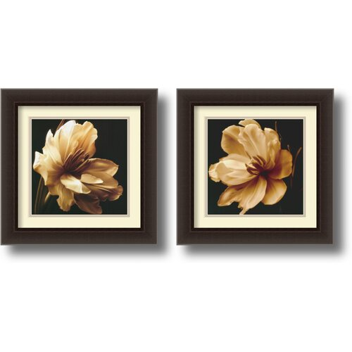 Amanti Art 'Timeless Grace' by Charles Britt 2 Piece Framed Painting Print Set
