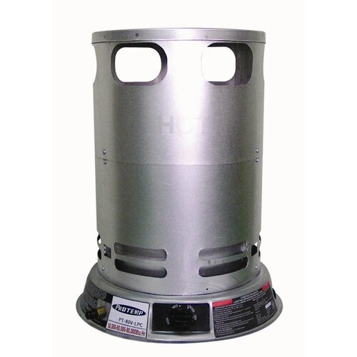 80,000 BTU Convection Propane Tank Top Space Heater with Variable Control