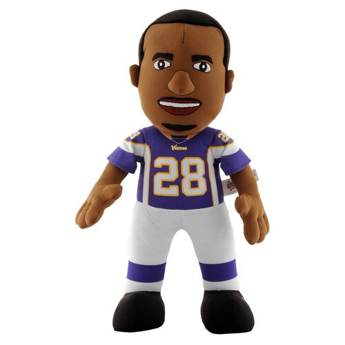 "Bleacher Creatures NFL 14"" Plush Doll"