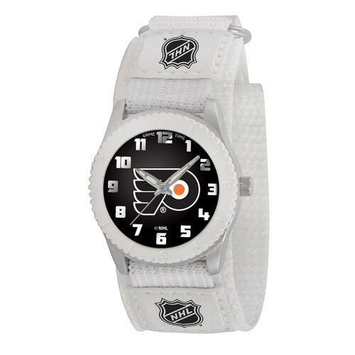 Game Time NHL White Rookie Series Watch