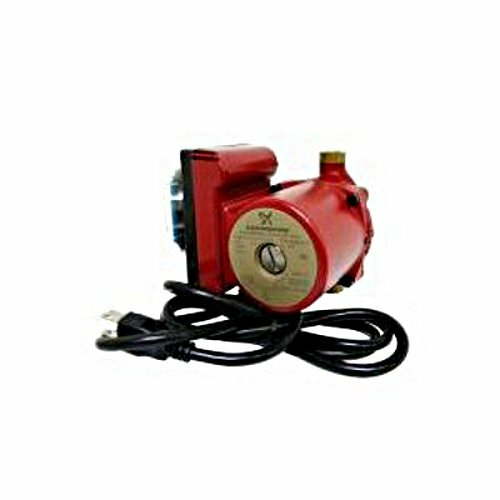 "Grundfos 1/2"" Sweat 115V RCP10 Recirculator Water Pump with Timer"