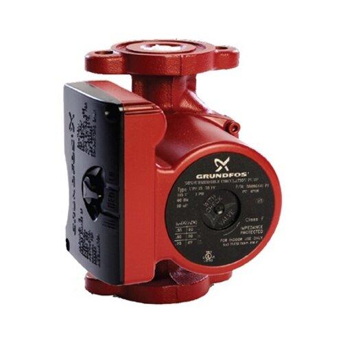 Grundfos 1/6 HP 3-Speed Cast Iron Circulator Pump