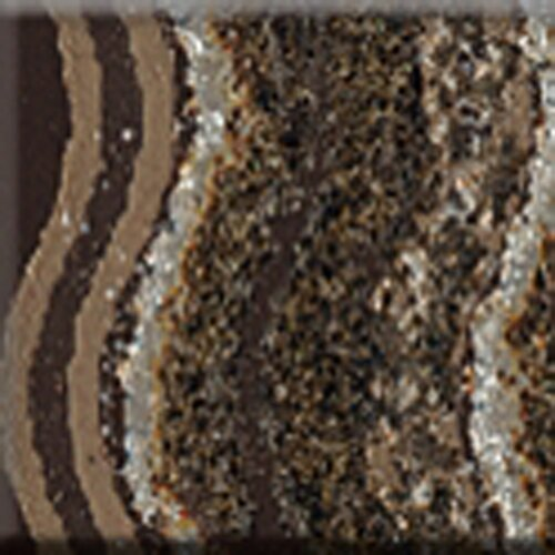 "Emser Tile Landscape 1"" x 1"" Floor Listello Corner in Multicolor"