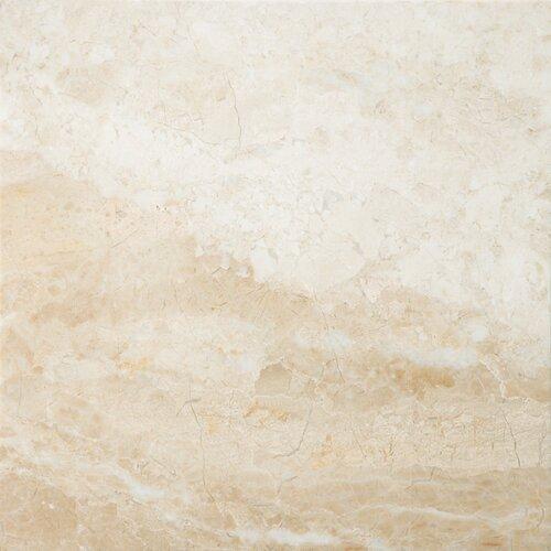 Emser Tile Natural Stone 18 X 18 Marble Tile In Milano Beige