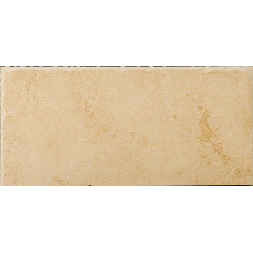 "Emser Tile Genoa 13"" x 6"" Cove Base Tile Trim in Albergo"