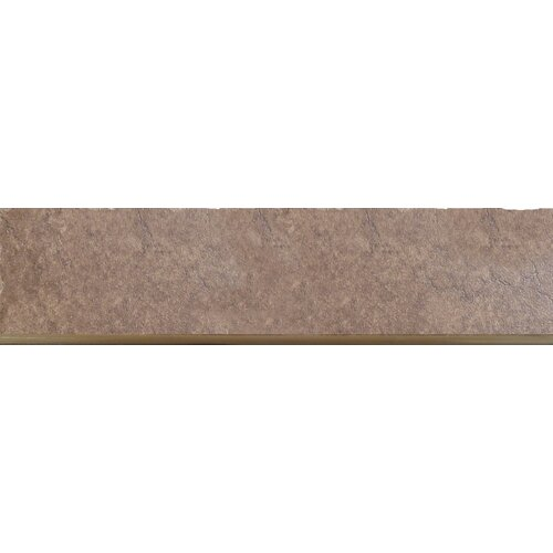 "Emser Tile Genoa 13"" x 3"" Surface Bullnose Tile Trim in Pinelli"