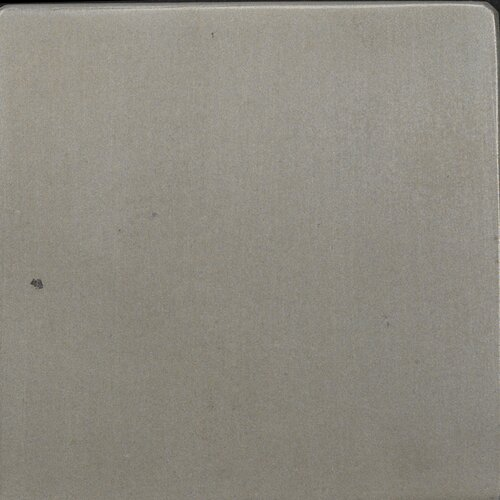 "Emser Tile Renaissance 4"" x 4"" Catania Frame Field Metal Tile in Antique Nickel"