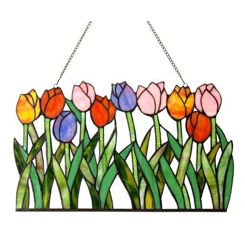 Chloe Lighting Tulipa Window Panel