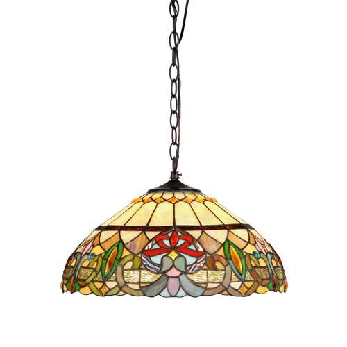 Victorian 2 Light Hester Ceiling Bowl Pendant
