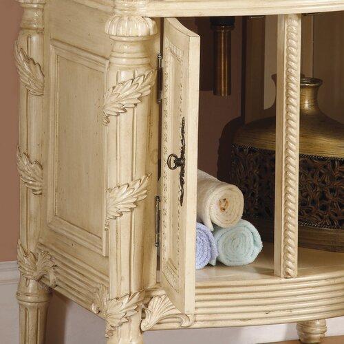 """Silkroad Exclusive Gloucester 26"""" Single Bathroom Vanity Set"""