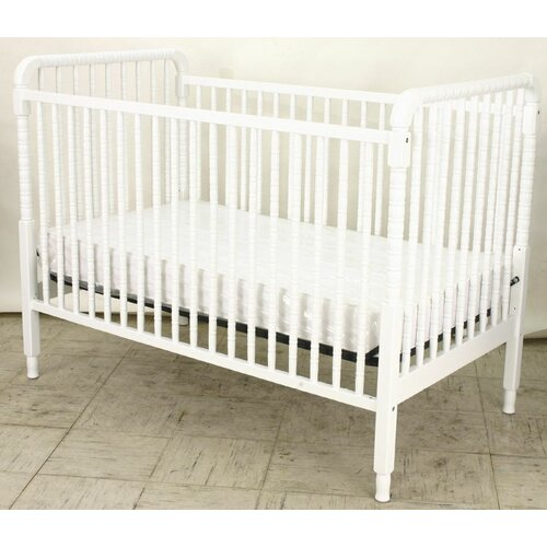 Angel Line Jenny Lind Fixed Side Convertible Crib