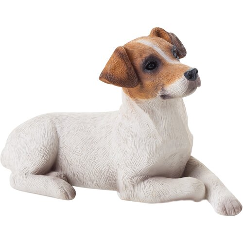 Small Size Jack Russell Terrier Sculpture