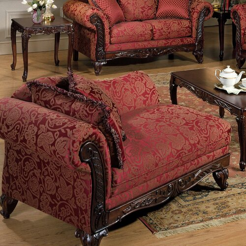 Serta Upholstery Franklin Chaise Lounge Amp Reviews Wayfair