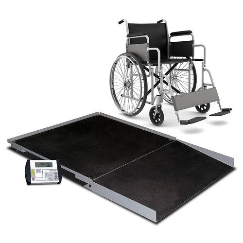 Digital Geriatric Stationary Wheelchair Scale
