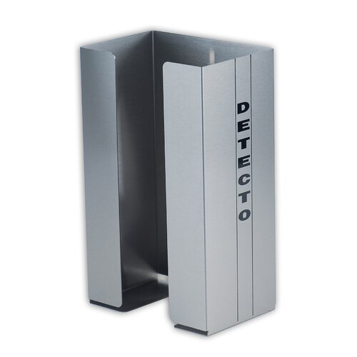 Detecto Stainless Steel Glove Box Holder