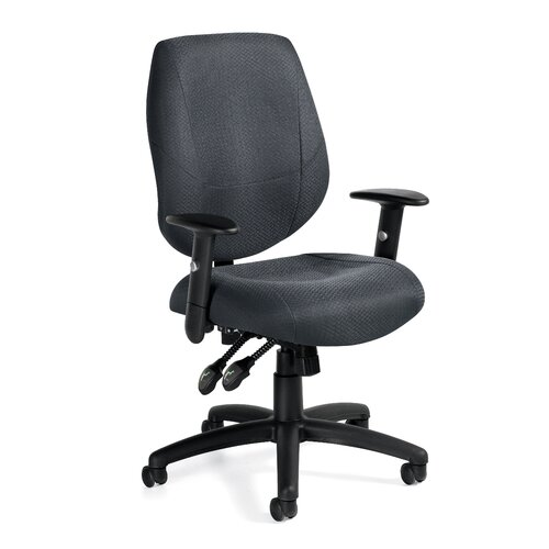 Offices To Go Adjustable Ergonomic Chair