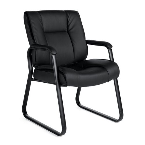 Offices To Go Stack and Sled Base Guest Armchair