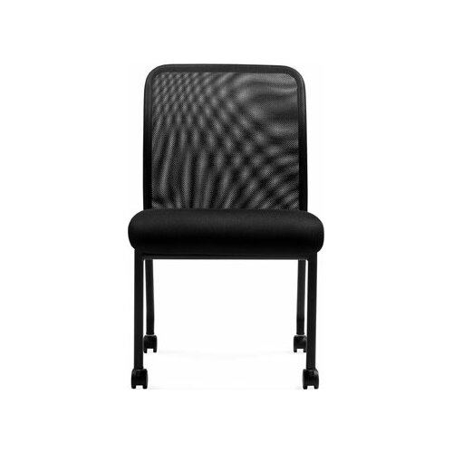 Offices To Go Stack and Guest Mesh Back Guest Chair