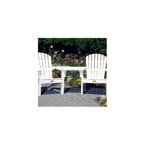Adirondack Tete-a-Tete Attachment Bistro Table