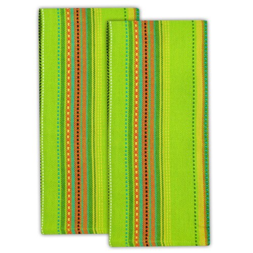 Hacienda Stripe Dishtowel (Set of 2)