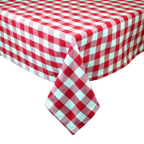 Checker Table Cloth