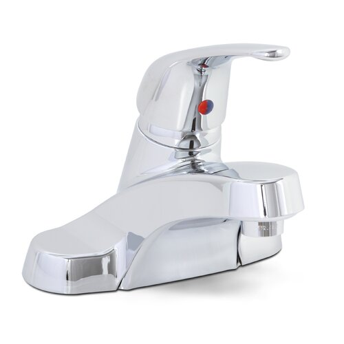 Premier Faucet Westlake Single Handle Bathroom Faucet with ABS Pop Up