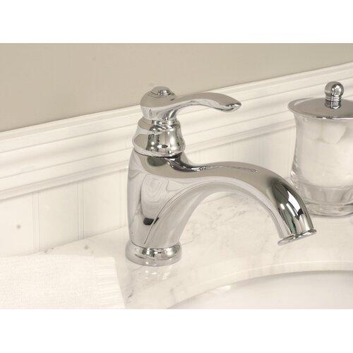 Premier Faucet Sanibel Centerset Single Handle Bathroom Faucet