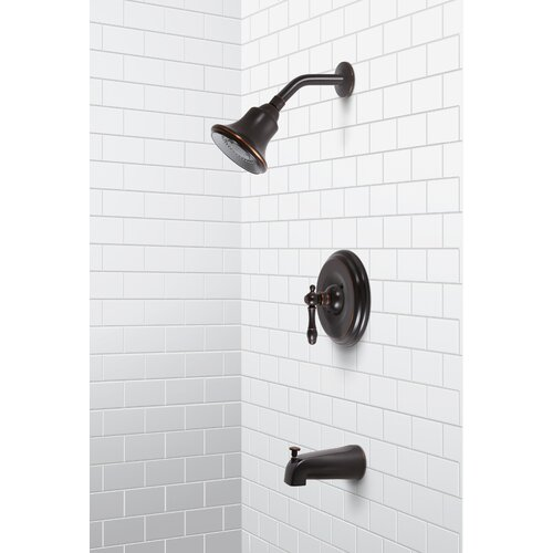 Premier Faucet Charlestown Single Handle Tub and Shower Faucet