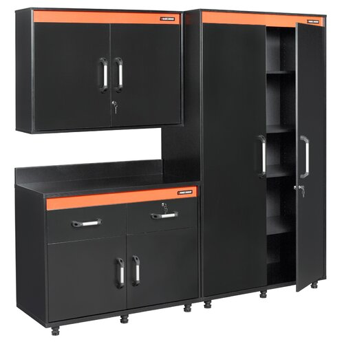 "Black & Decker Black and Decker Garage 32.75"" H x 41.13"" W x 19.75"" D Workcentre Base Cabinet"