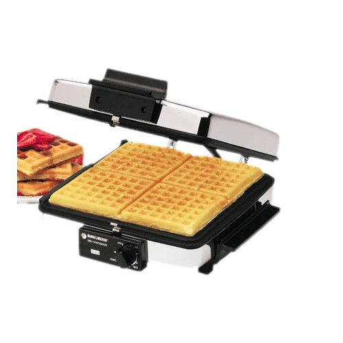 Black & Decker Grill and Waffle Maker