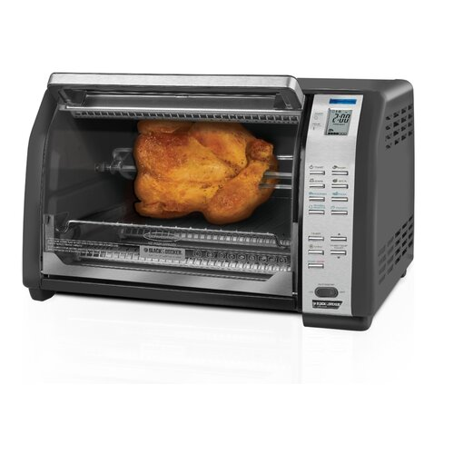 6-Slice Stainless Convection Toaster Oven