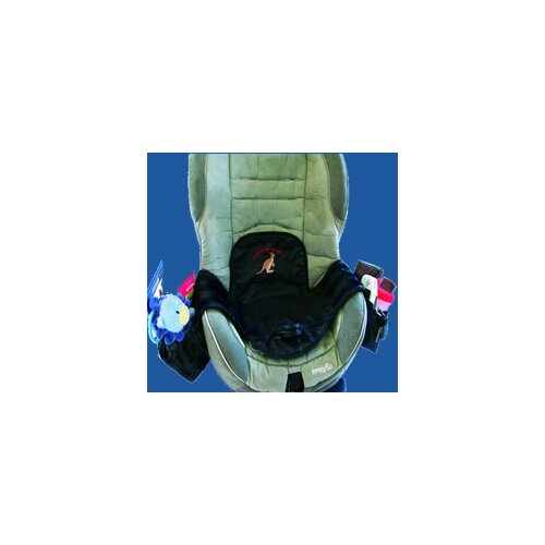Kiddie Kangaroo Seat Protector with Adjustable Pockets