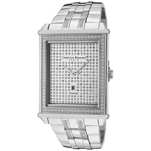 Men's Highlight Rectangular Watch