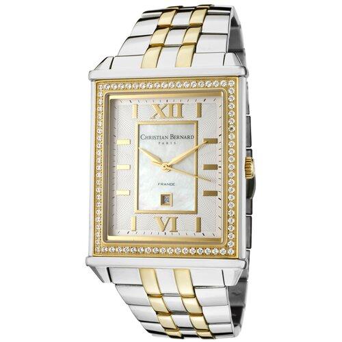 Men's Highlight Rectangular Watch
