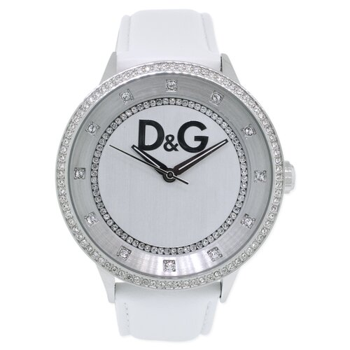 Women's Prime Time Watch with Silver Dial