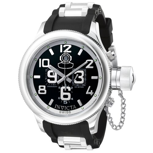 Invicta Men's Russian Diver Chronograph Watch