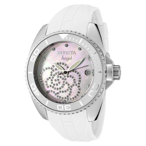 Women's Angel Round Watch