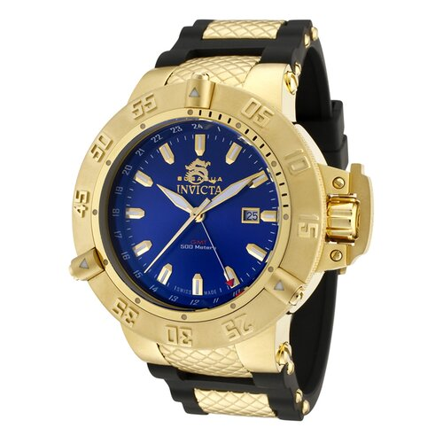 Invicta Men's Subaqua GMT Round Watch