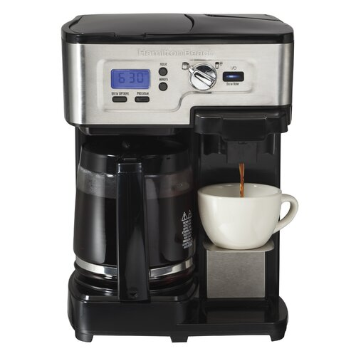 Hamilton Beach 2-Way FlexBrew® Coffee Maker