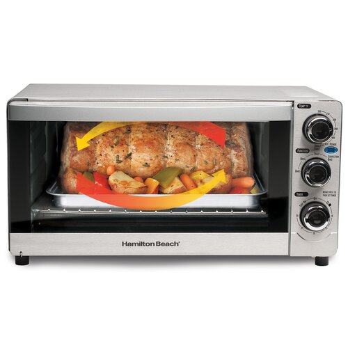 Hamilton Beach Countertop Convection Oven Recipes : Hamilton Beach Toaster Oven & Reviews Wayfair