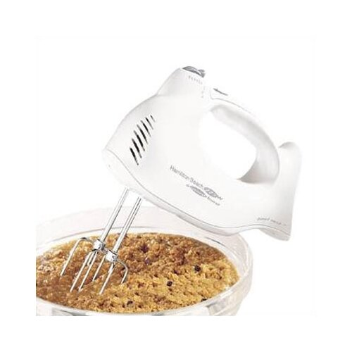 Power Deluxe Hand Mixer